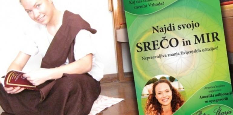knjiga Najdi svojo srečo in mir 15% CENEJE