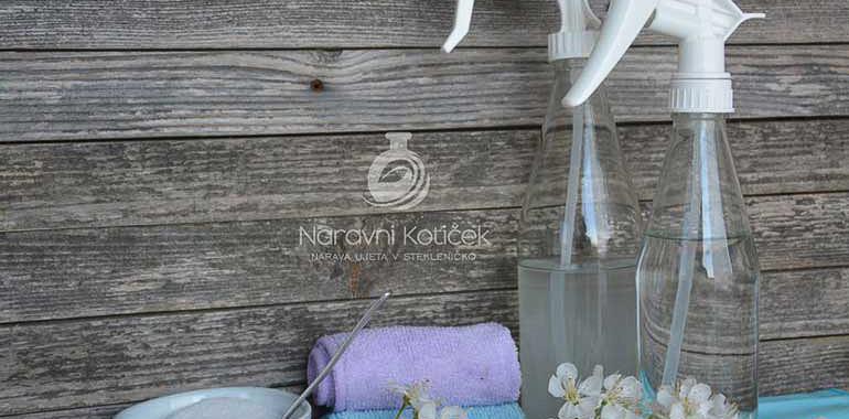 Naravna čistila za dom - čiščenje brez kemije
