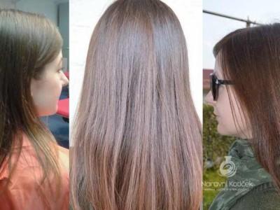 Naravno barvanje las in resnica o kani - brezplačna delavnica
