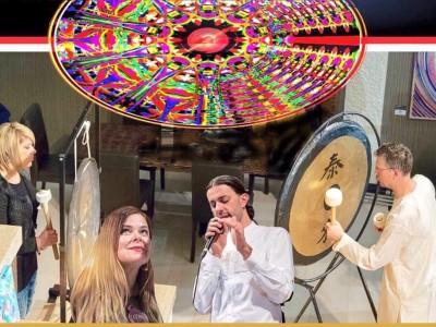 Enodnevni intenziv: Art Sound Mandala Workshop