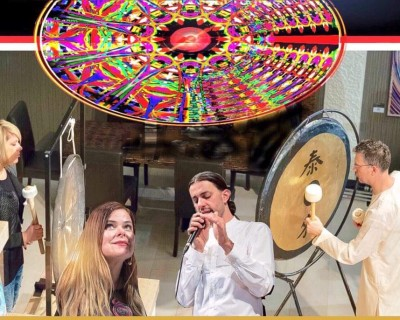Art Sound Mandala Workshop IV.