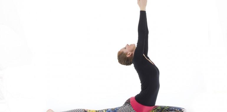 Brezplačna predstavitev poletne Hatha joge v Studiu Sandra