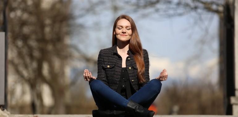 Očiščevalna meditacija za nov začetek