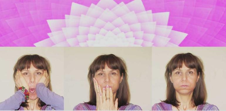 Osnovni tečaj po sistemu: Savinine joge obraza