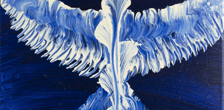 Razpiram krila: Angel Sonca