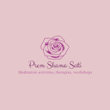 Prem Shama Sati, meditacijske aktivnosti, terapije, delavnice