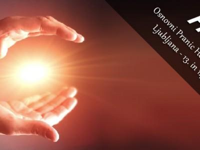 Osnovni Pranic Healing tečaj v Ljubljani