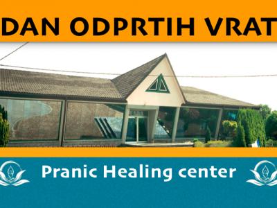 DAN ODPRTIH VRAT v prvem Pranic Healing centru v Sloveniji