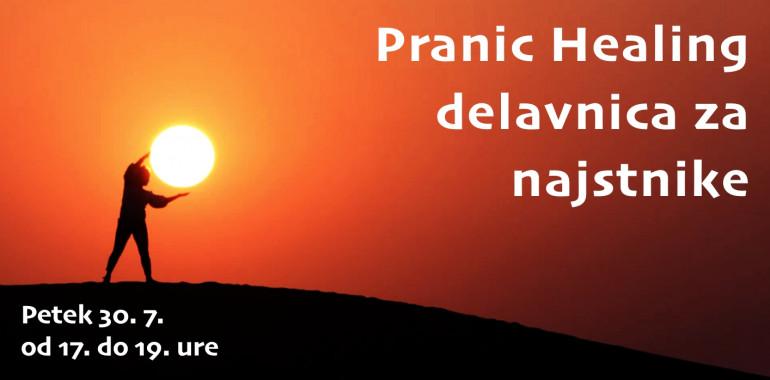 Pranic Healing delavnica za najstnike