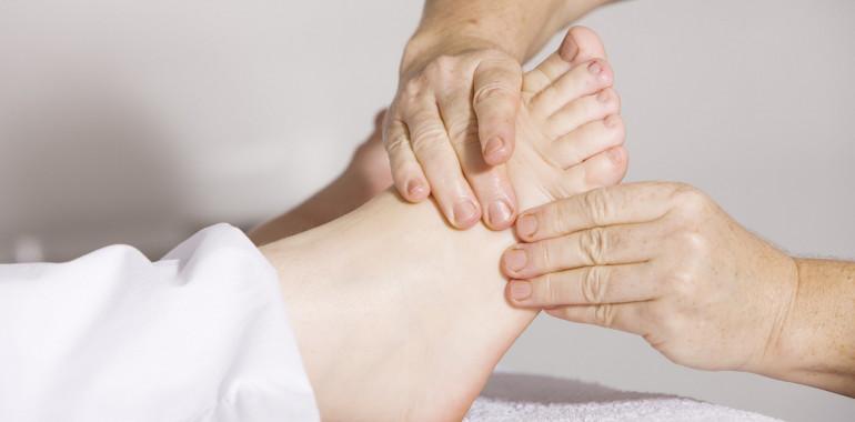Refleksoterapija za krepitev imunskega sistema in vzpostavljanja ravnovesja v telesu!