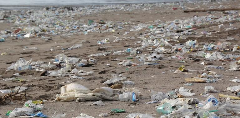 Bomo v kratkem plavali v morju plastike?