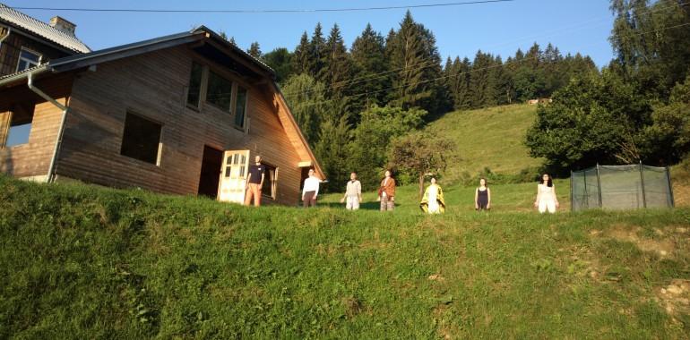 Meditacijski retreat na Pohorju
