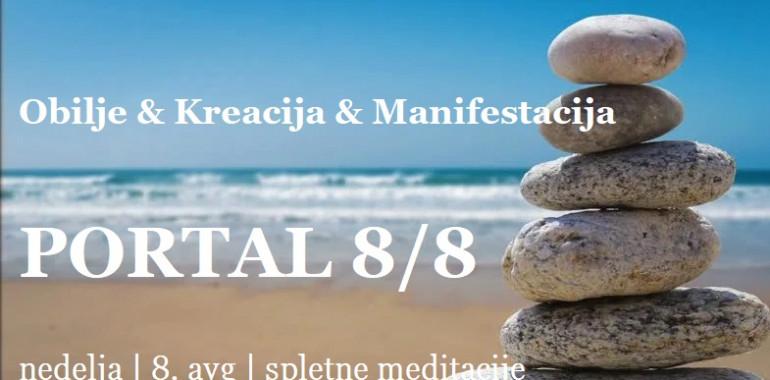 MEDITACIJA portala 8/8 - Neskončno obilje