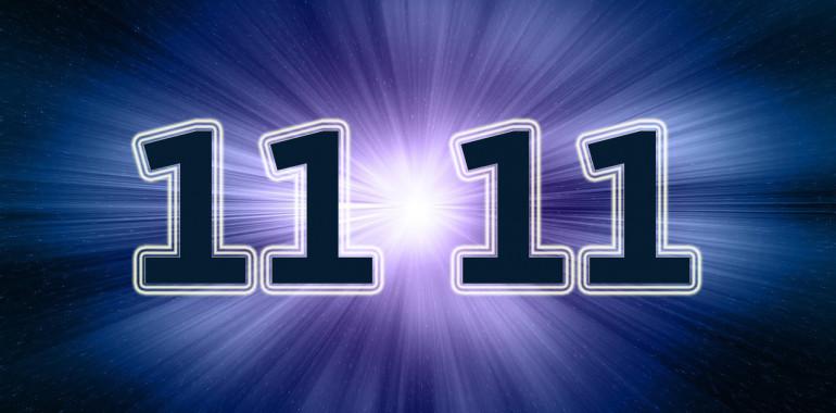 Portal 11. 11.: te dni na nas vpliva močno vibracijsko število 1111