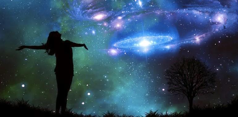 2. načelo po katerem je vredno živeti - Vesolje nas podpira