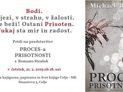 Predstavitev PROCESA PRISOTNOSTI - Celje