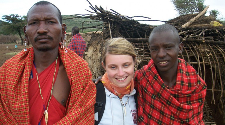 Čez Kenijo k jogi: kako biti v korist svoji duši in človeštvu?