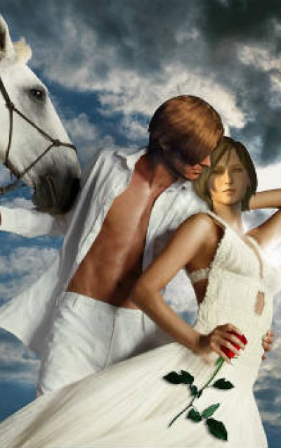 Ni ga princa na belem konju, ki ti bo dal to, kar iščeš ...