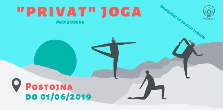 Soča 111, joga in hiking joga