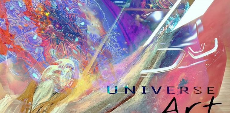UniverseArt: unikatne energijske poslikave