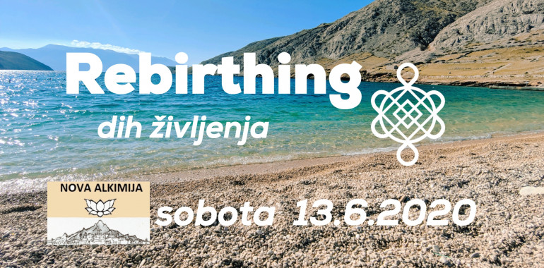 Rebirthing- dih življenja