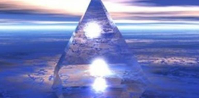 Meditacija: Zdravljenje z Lemurijci v kristalni piramidi