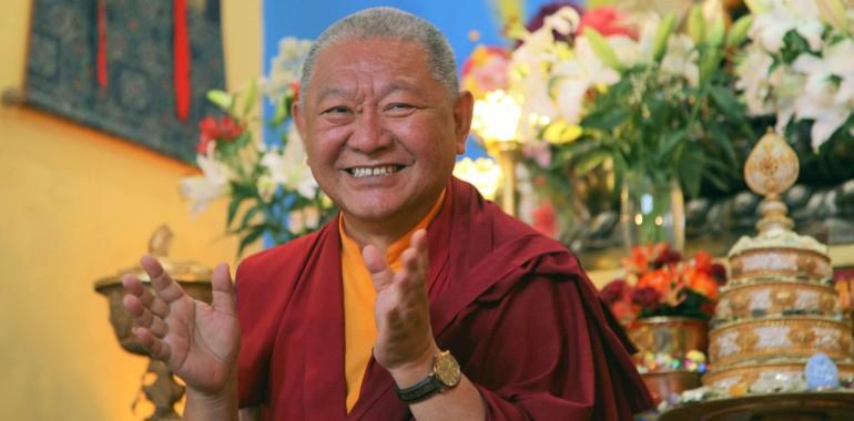 Ringu Tulku Rinpoče: Umetnost Sreče V