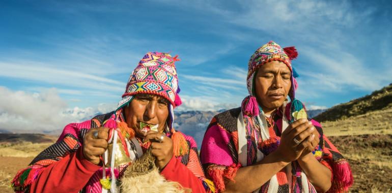 Ananta Intenziv s Šamani iz Peruja