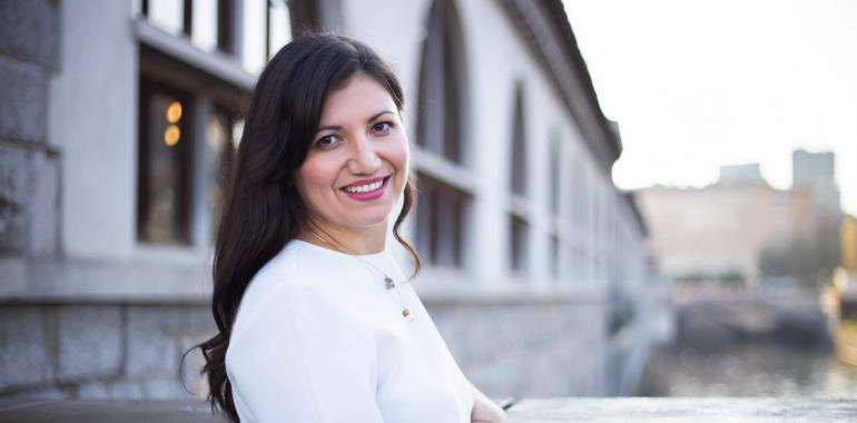 Sanda Škoro, učiteljica zavestnega življenja in podjetništva