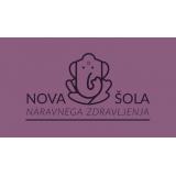Nova šola, šola naravnega zdravljenja, reiki, osebni razvoj