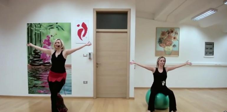 Plesna delavnica NIA - lažja plesna rekreacija