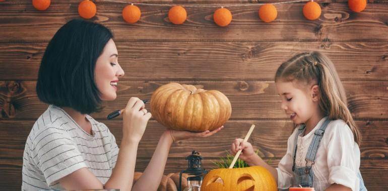 Kaj nam prinaša Samhain (noč čarovnic)?