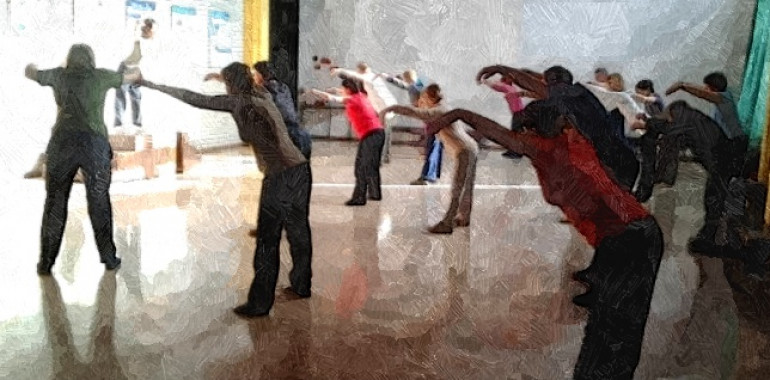 Qigong - zima  - učenje in vadba v Grosuplju