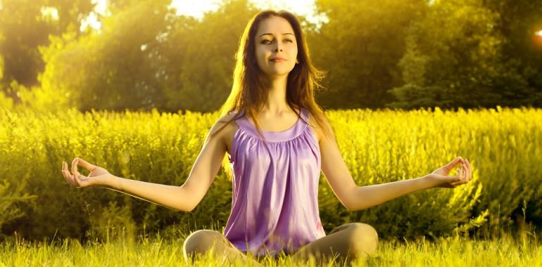 Meditacija je način, da očistiš svoj um vsega naučenega, vsega zastarelega