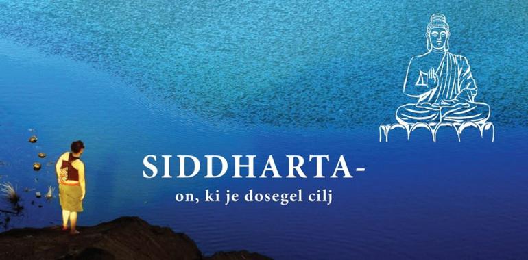 Siddharta - on, ki je dosegel cilj, predavanje in pogovor