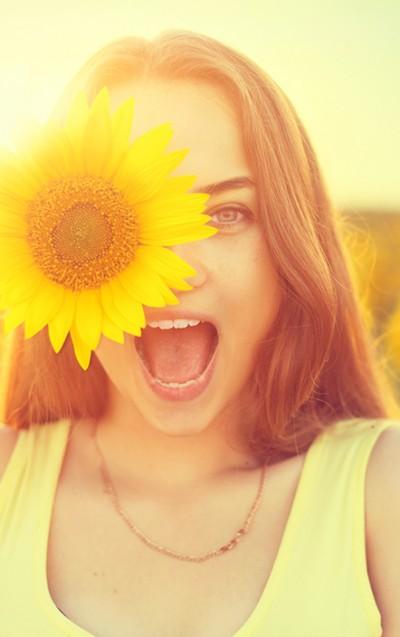 Si želiš postati bolj sijoča, srečna in sočna ti?