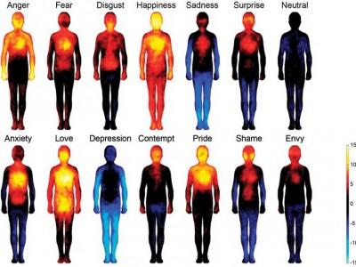 Skrivnostni vpliv čustev in misli na telo