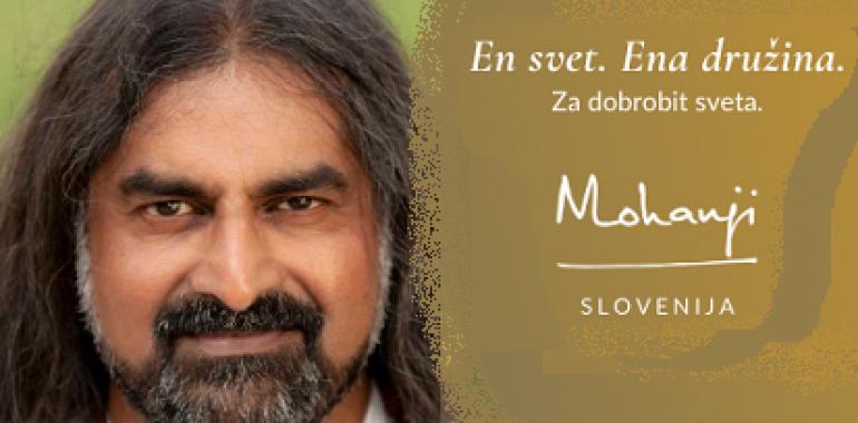 Mohanji Slovenija, učenja duhovnega učitelja Mohanjija