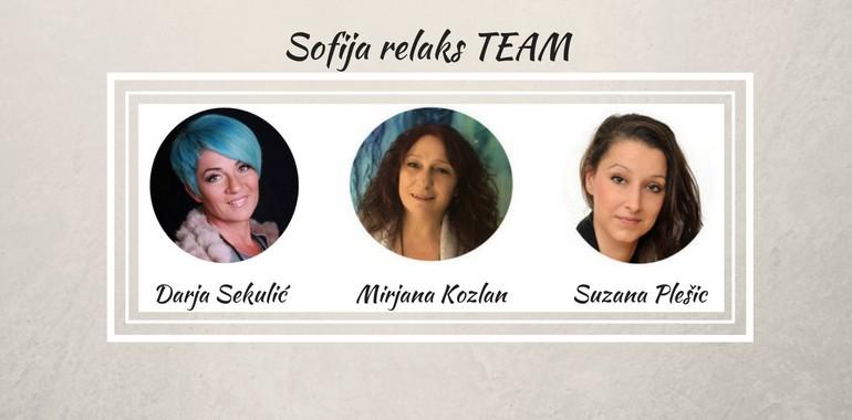 Sofija relaks TEAM, center notranjega zdravja