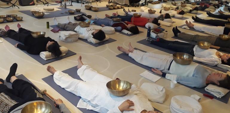 Muzikanija, zdravljenje z zvokom, reiki, joga