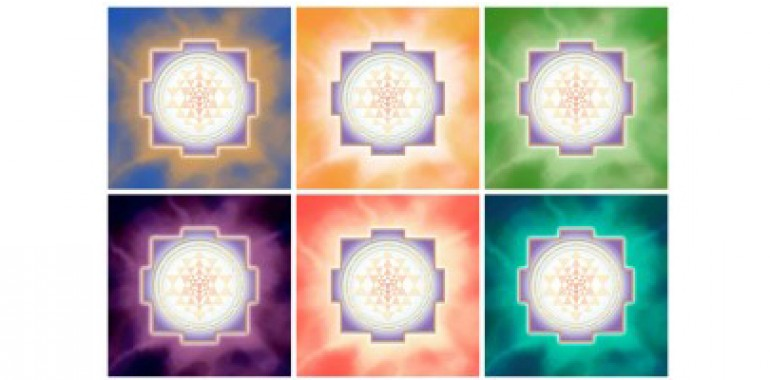 Šri Jantra - Kraljica močnih diagramov