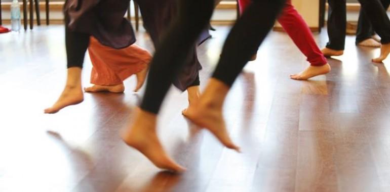 Pomen stopal pri gibanju in plesu