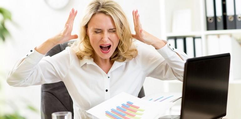 Vzroki za stres