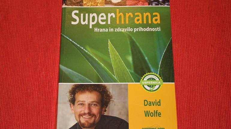 Knjiga Super hrana