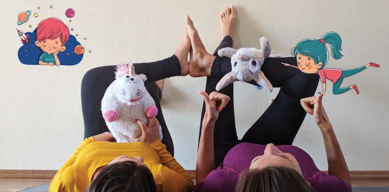 Joga & Meditacija OTROCI (7-9 let) - REDNE VADBE