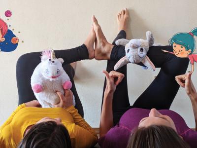 Joga in Meditacija MALČKI (4-6 let) - redne vadbe