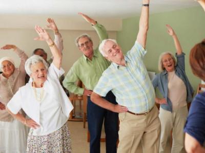 Energijske vaje za starejše