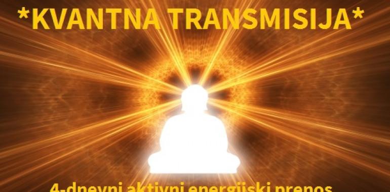 Kvantna Transmisija- 4- dnevni energijski prenos na daljavo