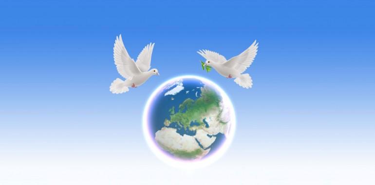 Planetarna meditacija za mir - Meditacija dveh src