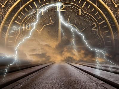 Čas in vibracije